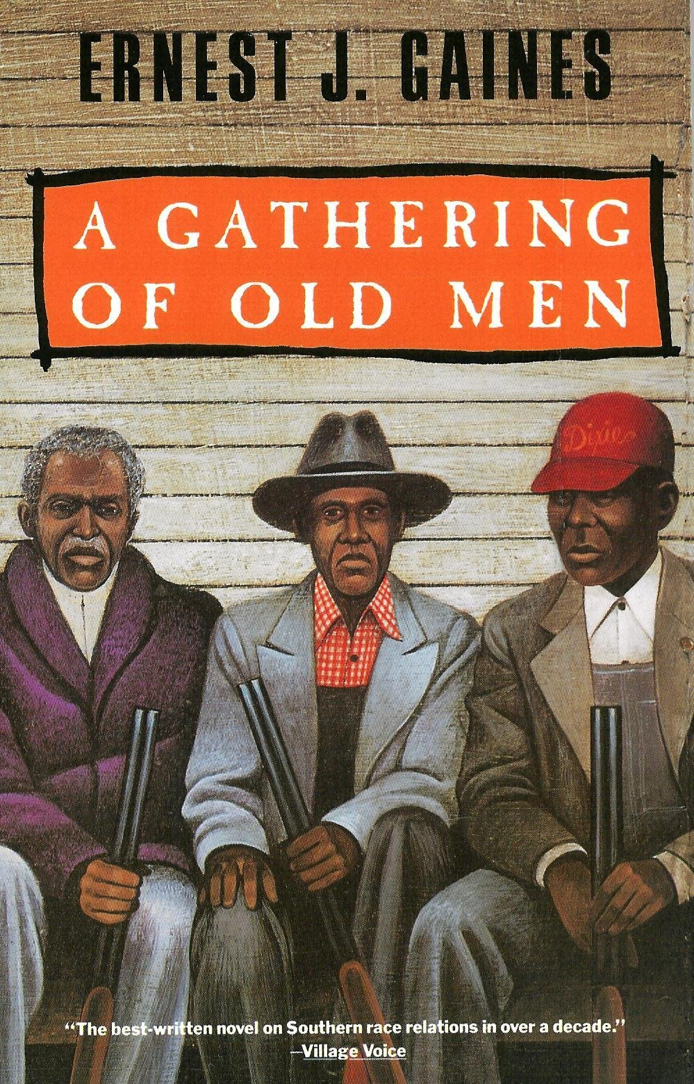"Respect and Reverence for  ""A Gathering of Old Men"": a Tale of Redemption"